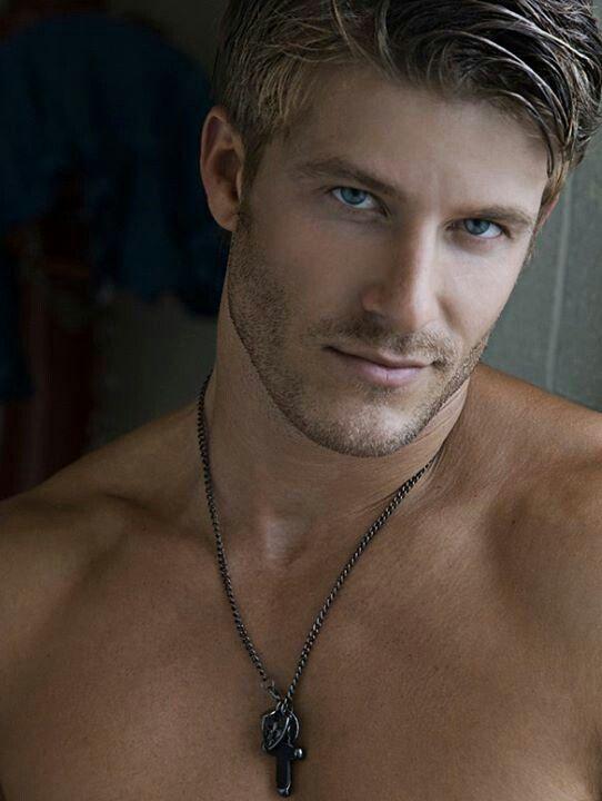 JUSTIN MAINA male fitness model  RICK DAY rickday