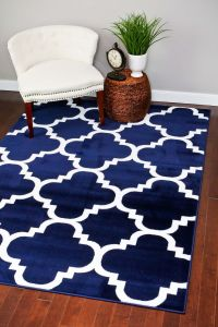 Navy Blue And Beige Area Rugs - Rugs Ideas