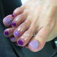 Best 25+ Purple pedicure ideas only on Pinterest | Fun ...