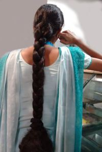 173 best images about Indian Long Hair Braid 2 on ...