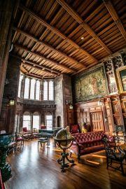 ideas castle interiors