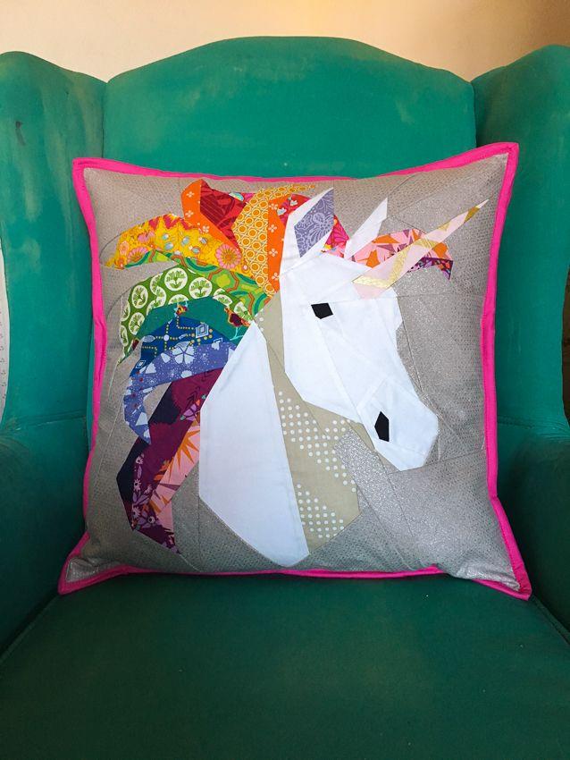 25 best ideas about Unicorn Pillow on Pinterest  Unicorn pattern Toy unicorn and Unicorns