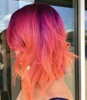 vivid hair color ideas