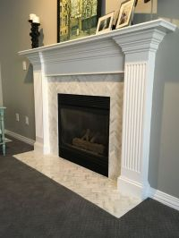 17 Best ideas about Marble Fireplace Surround on Pinterest ...