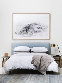 25+ best ideas about Art Above Bed on Pinterest | Bedding ...