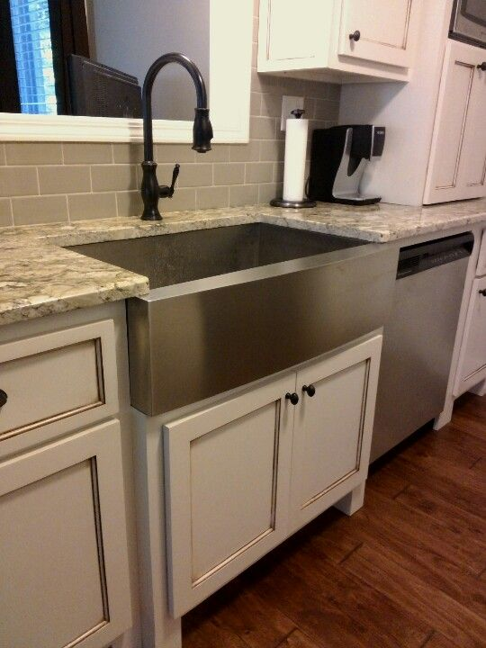 dexter kitchen wall tiles for farmhouse sink! | pinterest shaker cabinets ...