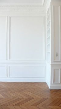 25+ best ideas about Wall panelling on Pinterest