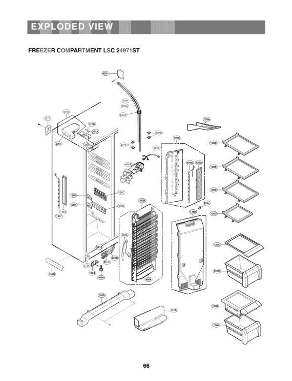 25+ best ideas about Lg Refrigerator Parts on Pinterest