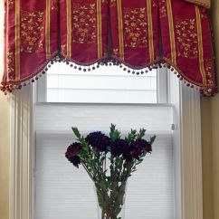Elegant Kitchen Curtains Valances Living Spaces Tables 326 Best Images About Country/cottage Window Treatments On ...