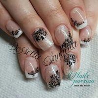 1000+ images about Elegant Nails on Pinterest | Nail art ...