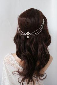 Best 25+ 1920s wedding hair ideas on Pinterest