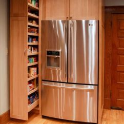 Kitchen Freestanding Pantry How Much For Cabinets 17 Best Images About Organisation On Pinterest | Bakeware ...