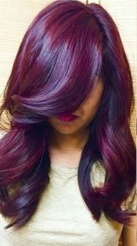 17 Best ideas about Purple Hair Colors on Pinterest ...