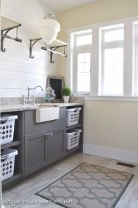Best 25+ Grey laundry rooms ideas on Pinterest