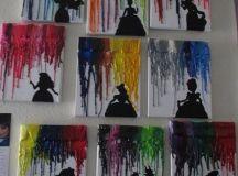 25+ Best Ideas about Disney Wall Art on Pinterest | Disney ...