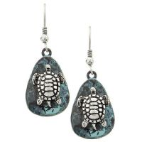 25+ best ideas about Turtle earrings on Pinterest | Animal ...