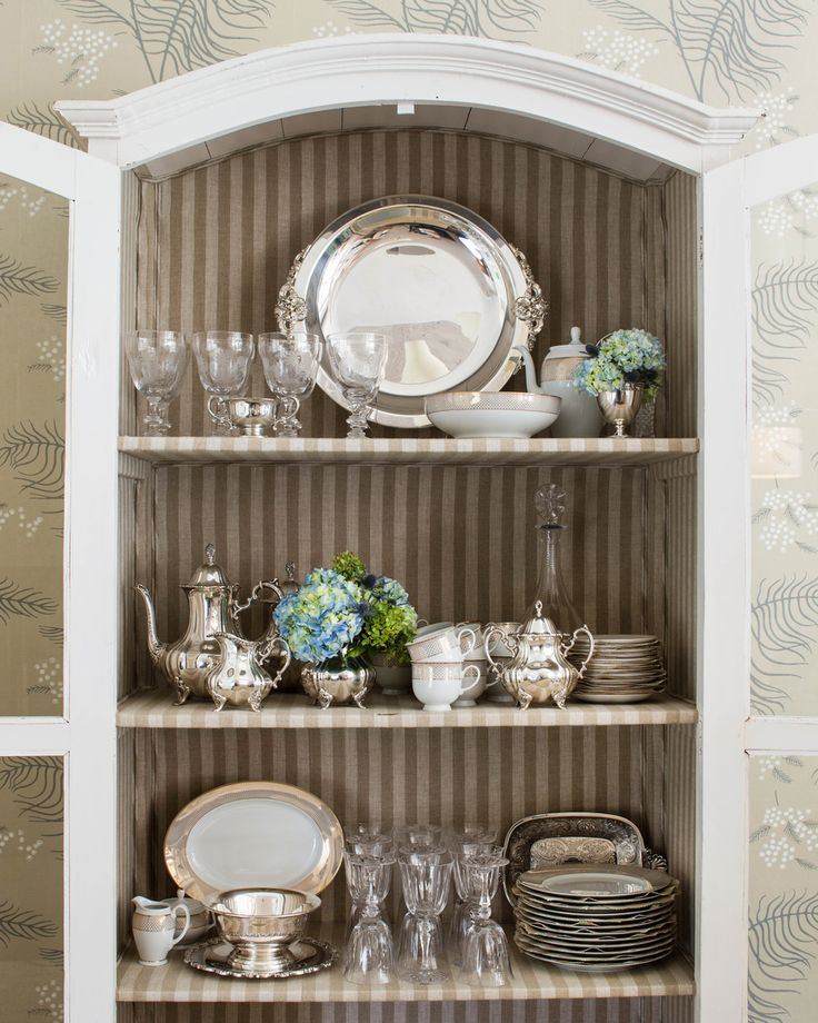 25 Best Ideas about China Cabinet Decor on Pinterest  Hutch makeover Painted hutch and