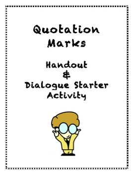 1000+ images about L.3.2.C commas & quotation marks in