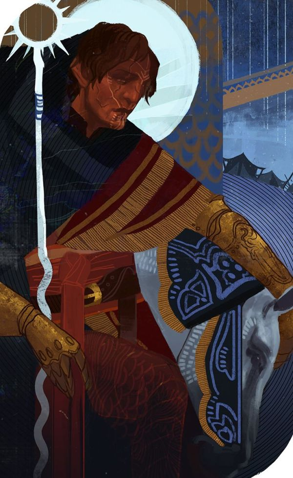 1000 images about Dragon Age Inquisition Tarot on
