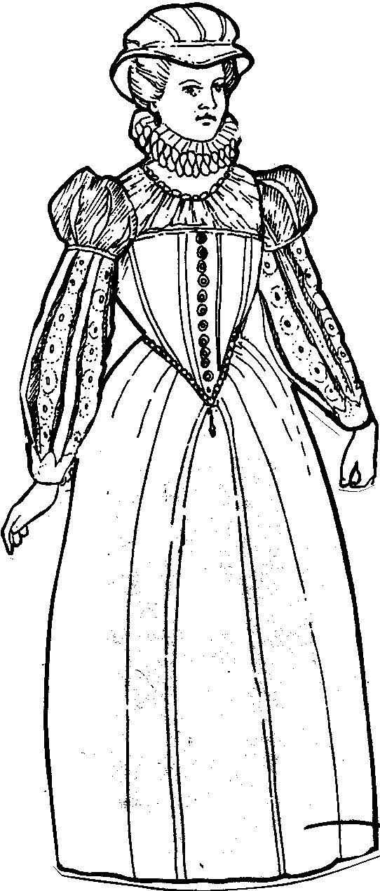 17 Best ideas about Elizabethan Clothing on Pinterest