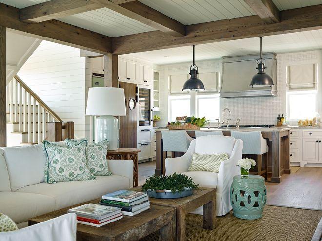 202 best Beach House Interiors images on Pinterest