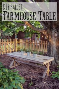 7 best images about outside farm table on Pinterest ...
