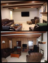 Best 25+ Wood paneling makeover ideas on Pinterest ...