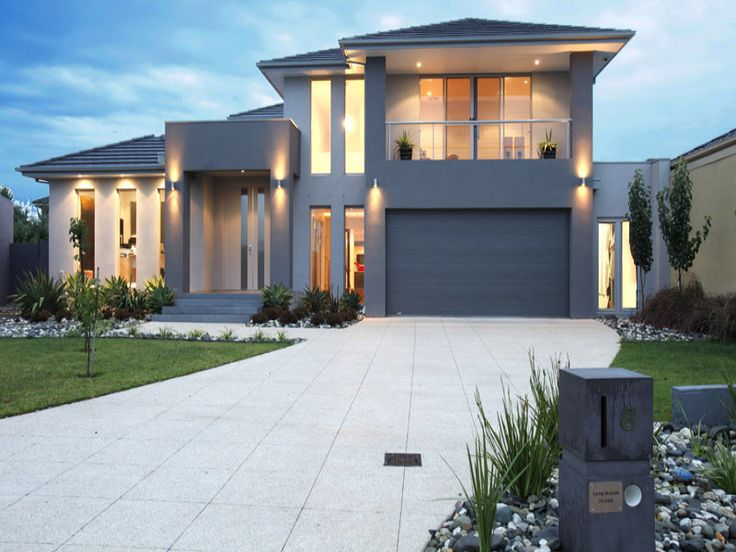 Best 20 Modern house facades ideas on Pinterest