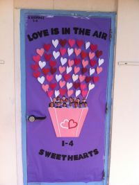 17 Best images about valentine's door decorations on