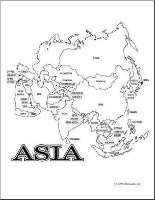 Best 25+ Asia map ideas on Pinterest