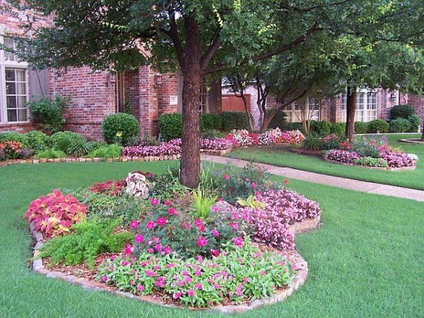 1000 front yard landscaping
