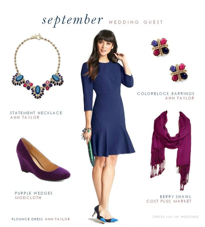 Best 20 September Wedding Guest Outfits ideas on Pinterest  Wedding guest clutch bags Wedding