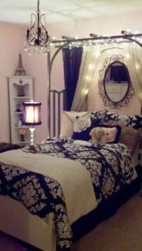 cool ideas for paris themed bedroom FOR teen GIRLS ...