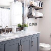 25+ best ideas about Modern farmhouse bathroom on ...