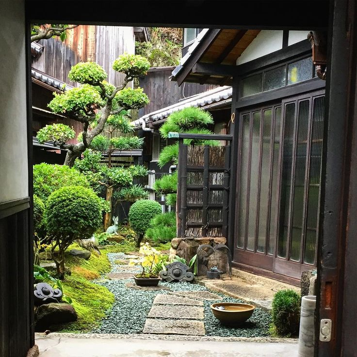 17 Best images about Japanese Courtyard Garden. on