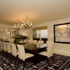 Paint Ideas For Living Room Feature Wall Modern Luxury Interior Design Sala Moderna Elegante Y Lujosa Con Amplio Comedor - Video ...