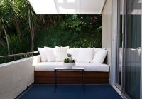 Turn your apartment balcony into a luxurious retreat with