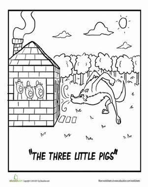 17 Best images about Three little pigs on Pinterest