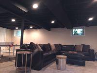 Best 20+ Exposed basement ceiling ideas on Pinterest