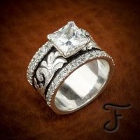 25+ best ideas about Western Wedding Rings on Pinterest ...