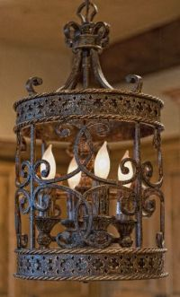 Tuscan style chandelier lighting   For the Home ...