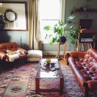 17 Best ideas about Bohemian Living Rooms on Pinterest