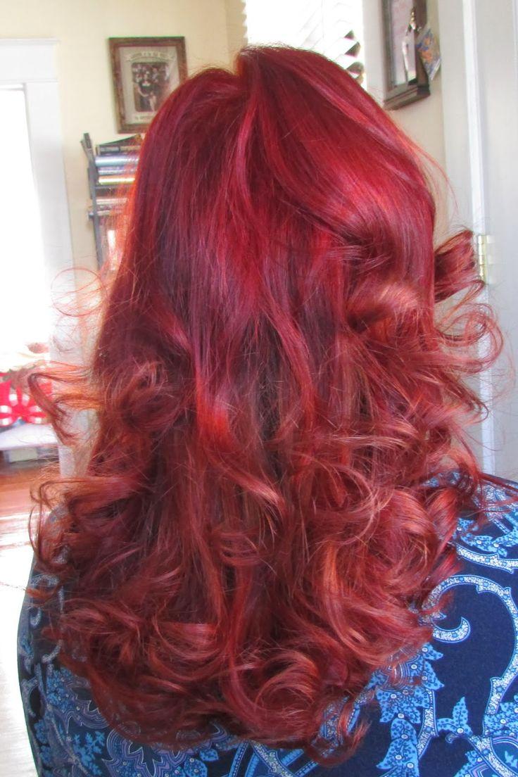 Vidal Sassoon Hair Color New Hair Color Pinterest