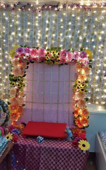 39 Best Images About Pooja Decor On Pinterest Wedding