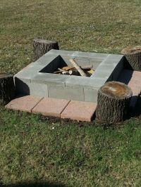 17 Best ideas about In Ground Fire Pit on Pinterest ...