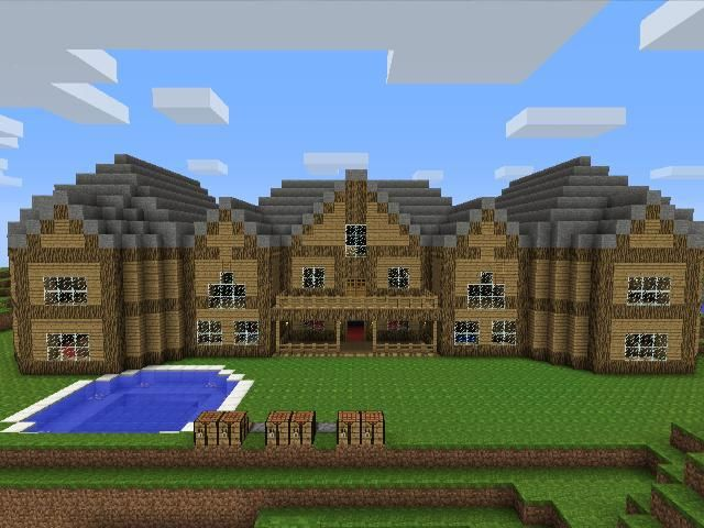 17 Best ideas about Cool Minecraft Houses on Pinterest  Minecraft Minecraft houses and