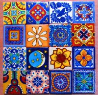 25+ best ideas about Mexican Tiles on Pinterest | Mexican ...