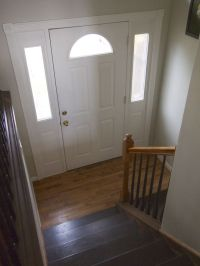 1000+ images about The Entry/Foyer on Pinterest | Railings ...