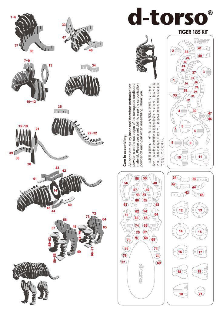 958 best images about Laser cut puzzle on Pinterest