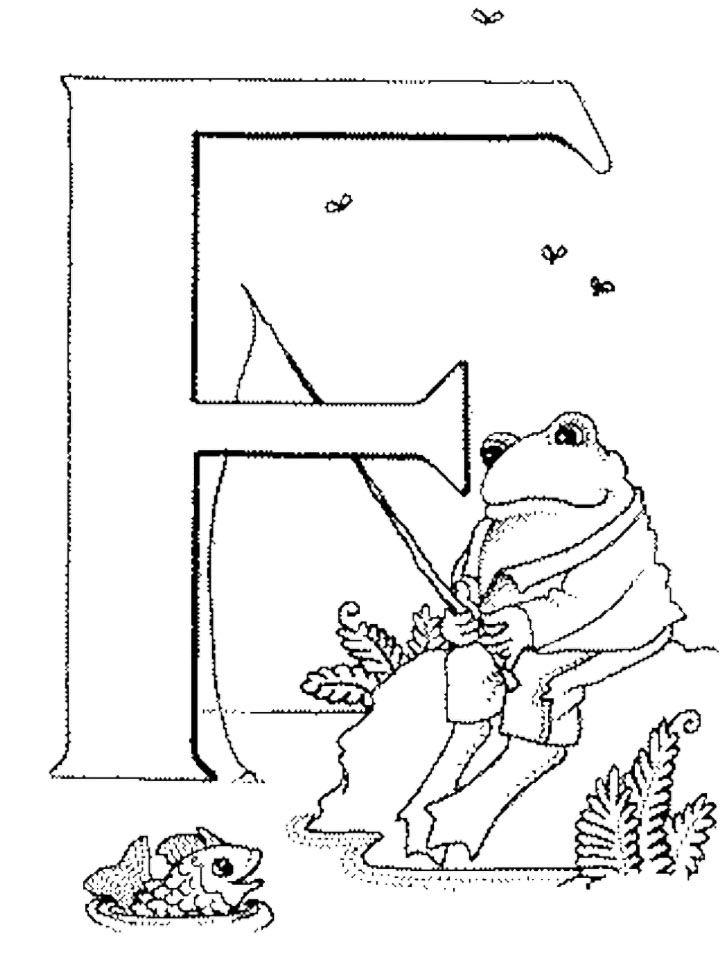 114 best Frog Coloring images on Pinterest